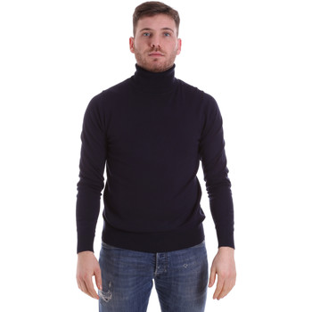 Textil Homem camisolas John Richmond CFIL-007 Azul