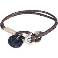 Relógios & jóias Homem Pulseiras Seajure Pitcairn Castanho