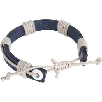 Relógios & jóias Homem Pulseiras Seajure Motuo Azul Marinho