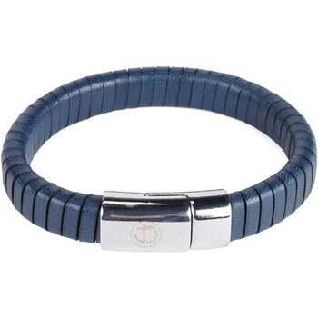 Relógios & jóias Homem Pulseiras Seajure Floreana Azul Marinho