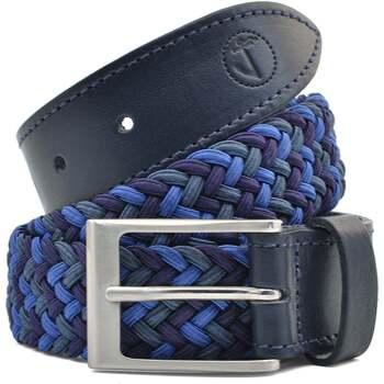 Acessórios Homem Cinto Seajure Elastic Braid Azul