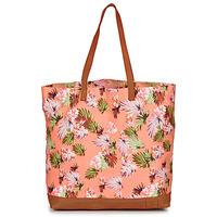 Malas Mulher Cabas / Sac shopping Superdry LARGE PRINTED TOTE Rosa