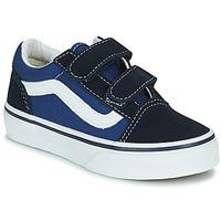Sapatos Criança Sapatilhas Vans OLD SKOOL Azul