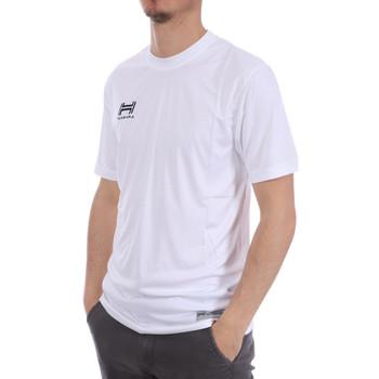 Textil Homem T-Shirt mangas curtas Hungaria  Branco