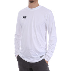 Textil Homem T-shirt mangas compridas Hungaria  Branco