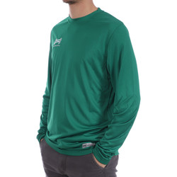 Textil Homem T-shirt mangas compridas Hungaria  Verde