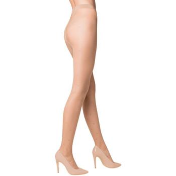 Roupa de interior Mulher Meia calça / Meias de liga Gabriella 471-PUNTINA BEIGE Bege