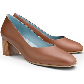 Sapatos Mulher Escarpim Skypro HELENE BOUCHER Bege