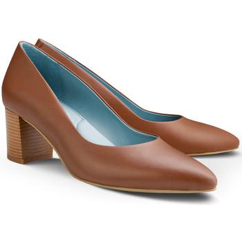 Sapatos Mulher Escarpim Skypro XIMENA SUAREZ Bege
