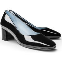 Sapatos Mulher Sapatos Skypro HELENE BOUCHER WIDE Preto