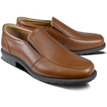 Sapatos Homem Sapatos Skypro Eric Moody Bege