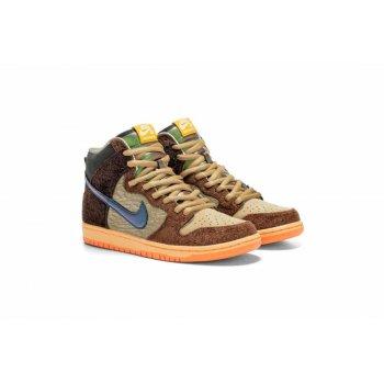 Sapatos Sapatilhas Nike SB Dunk High x Concepts