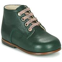 Sapatos Rapariga Sapatilhas de cano-alto Little Mary MILOTO Cáqui