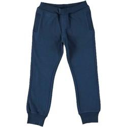 Textil Rapaz Calças de treino Ido 4T353 Azul