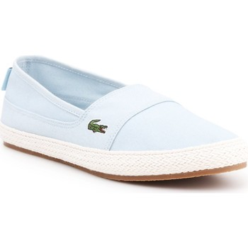 Sapatos Mulher Sapatilhas Lacoste Marice 218 1 CAW 7-35CAW004252C blue