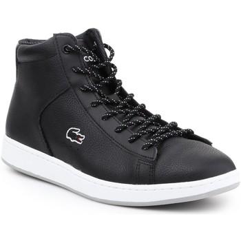 Sapatos Mulher Sapatilhas de cano-alto Lacoste 30SPW4113 black