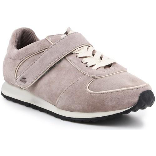 Sapatos Mulher Sapatilhas Lacoste Agadel SRW LT 7-28SRW1124235 grey