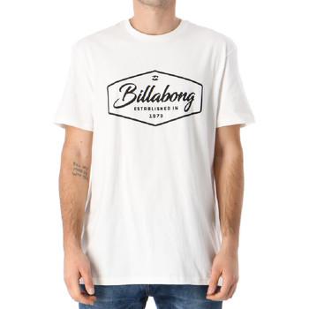 Textil Homem T-Shirt mangas curtas Billabong  Branco