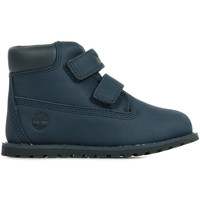 Sapatos Criança Botas baixas Timberland Pokey Pine Azul