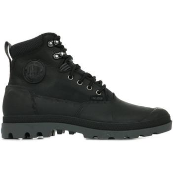 Sapatos Botas baixas Palladium Manufacture Sporcuf Wp 2.0 Preto