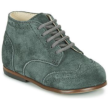Sapatos Rapariga Sapatilhas de cano-alto Little Mary LORD Preto