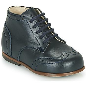 Sapatos Rapariga Sapatilhas de cano-alto Little Mary LORD Azul