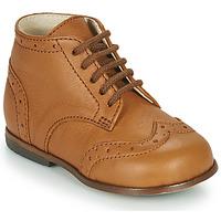 Sapatos Rapariga Sapatilhas de cano-alto Little Mary LORD Castanho