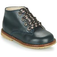 Sapatos Rapariga Sapatilhas de cano-alto Little Mary JUDITE Azul