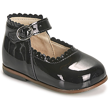 Sapatos Rapariga Sabrinas Little Mary VOCALISE Preto