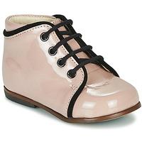 Sapatos Rapariga Sapatilhas de cano-alto Little Mary MEGGIE Rosa