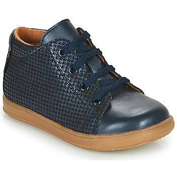 Sapatos Rapariga Sapatilhas Little Mary CLELIE Azul