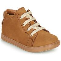 Sapatos Rapariga Sapatilhas Little Mary CLELIE Castanho