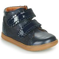Sapatos Rapariga Sapatilhas de cano-alto Little Mary CRISTIE Azul