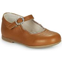 Sapatos Rapariga Sabrinas Little Mary AUBERIE Castanho