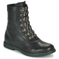 Sapatos Rapariga Botas baixas Little Mary LYSIANE Preto
