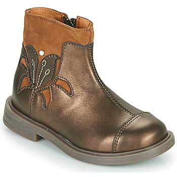 Sapatos Rapariga Botas baixas Little Mary ELIANE Ouro