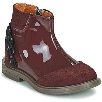 Sapatos Rapariga Botas baixas Little Mary ELSIE Vermelho