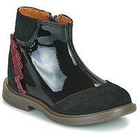 Sapatos Rapariga Botas baixas Little Mary ELSIE Preto