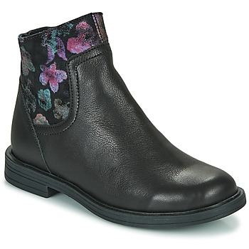 Sapatos Rapariga Botas baixas Little Mary ELIETTE Preto