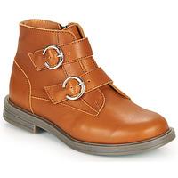 Sapatos Rapariga Botas baixas Little Mary EMILIENNE Castanho