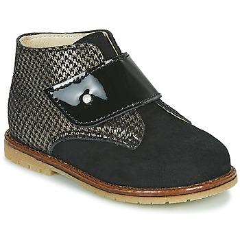 Sapatos Rapariga Sapatilhas de cano-alto Little Mary JANYCE Preto