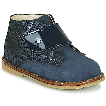 Sapatos Rapariga Sapatilhas de cano-alto Little Mary JANYCE Azul