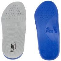 Acessórios Acessórios para calçado Kybun LIGHT INSOLES 5 A 10MM DA005N CINZENTO