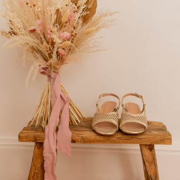 Sapatos Mulher Sandálias Céleste CANNELLE Ouro