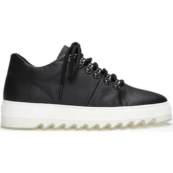 Sapatos Mulher Sapatilhas Nae Vegan Shoes Amber_Black preto