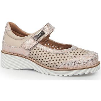 Sapatos Mulher Sabrinas Calzamedi LETINAS  0690 BEIGE
