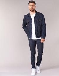 Textil Homem Calças de ganga slim Levi's 511 SLIM FIT Azul