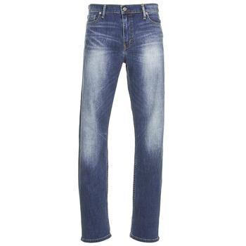 Textil Homem Calças Jeans Levi's 504 REGULAR STRAIGHT FIT   /