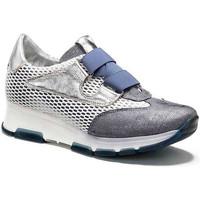 Sapatos Mulher Sapatilhas Keys 5183 Cinzento