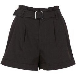 Textil Mulher Shorts / Bermudas See U Soon 20241065 Preto